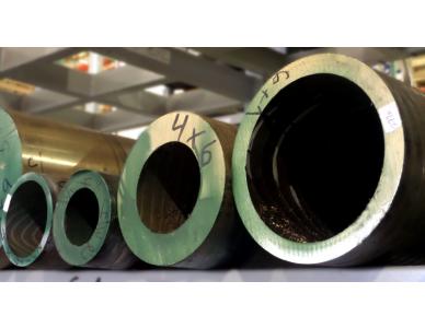 "C95400 Bronze Tube 3"" ID x 3-1/2"" OD"