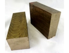 "C95400 Bronze Flat Bar 1/4"" Thick x 2-1/2"" Wide"
