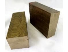 "C95400 Bronze Flat Bar  1"" Thick x 1-1/4"" Wide"