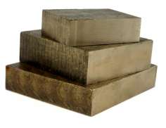 "C95900 Bronze Flat Bar 3/4"" Thick x 2"" Wide"