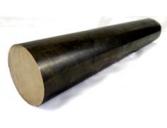 "C64200 Bronze Solid Round Bar  2-3/4"" Diameter"